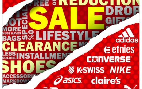 Planet Sports Value Zone Sale February - May 2015