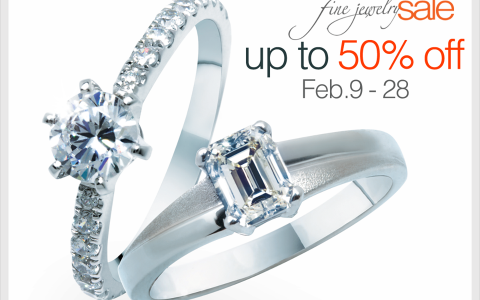 SM Accessories Fine Jewelry Sale February 2015