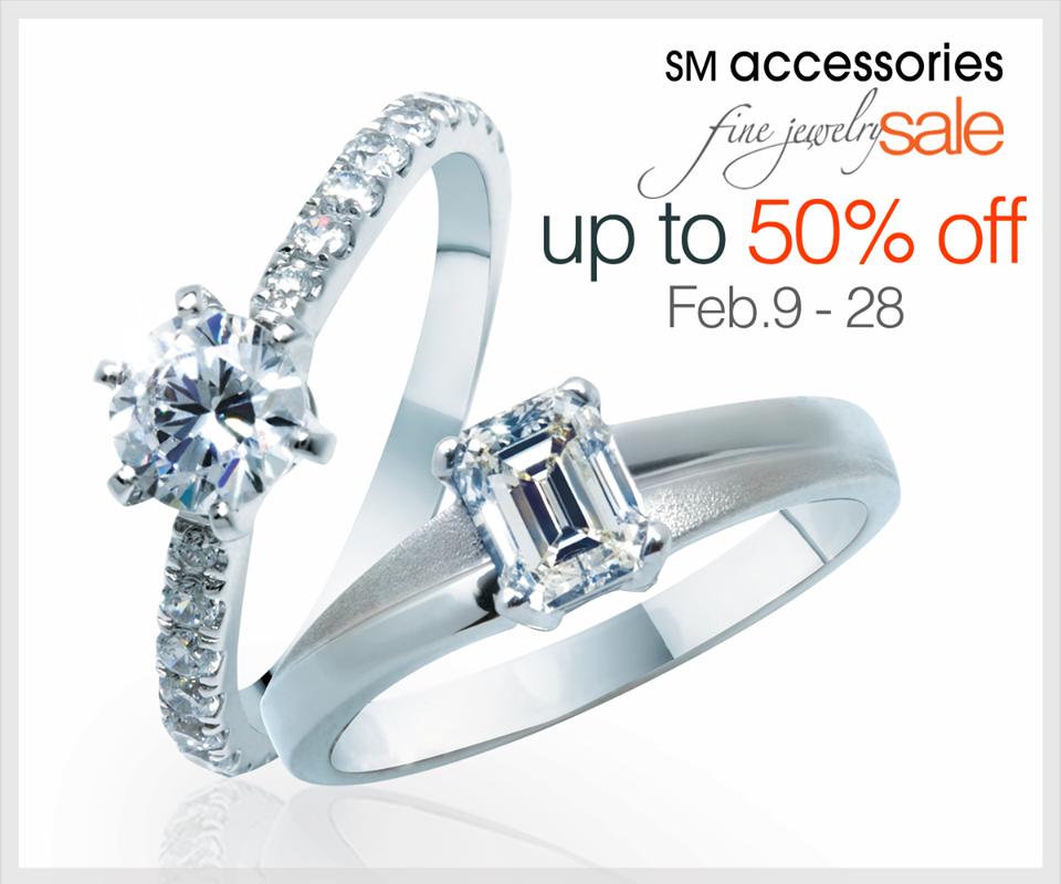SM Accessories Fine Jewelry Sale February 2015