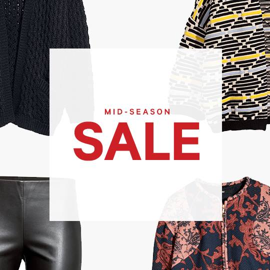 H&M Mid-Season Sale March 2015