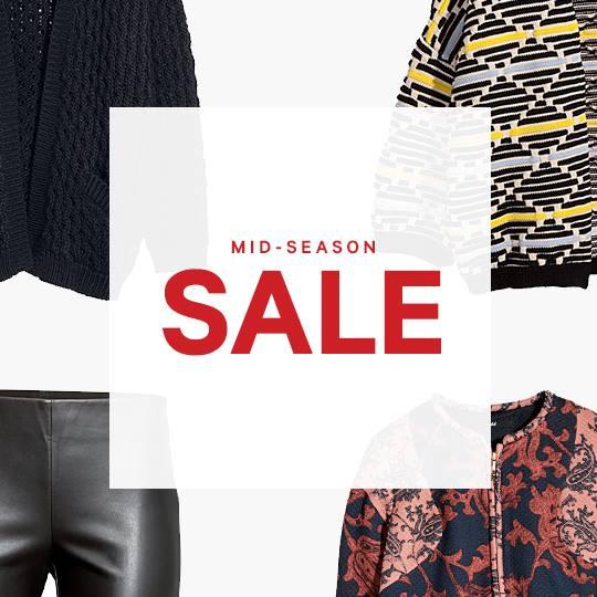 H&M Mid-Season Sale March 2015