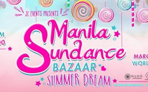 Manila Sundance Bazaar @ World Trade Center March 2015
