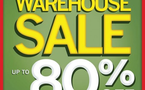 National Book Store Warehouse Sale @ SM San Lazaro March 2015