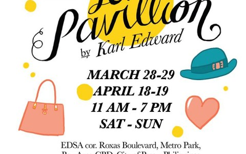 Shop @ Le Pavillion March & April 2015
