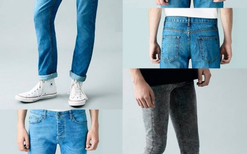 Topman Buy 1 Get 2nd item at 50 Off on Jeans Promo March 2015