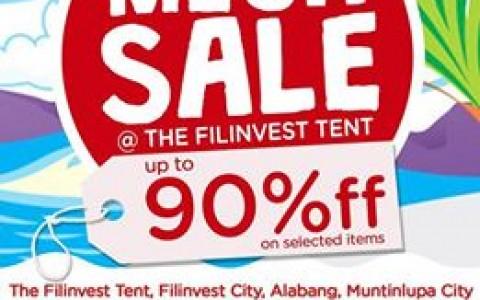Crocs Megasale @ Filinvest Tent April 2015