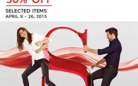Marks & Spencer Mid-Season Sale April 2015