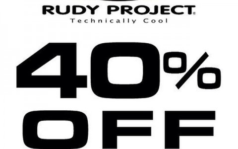 Rudy Project Sale April - May 2015