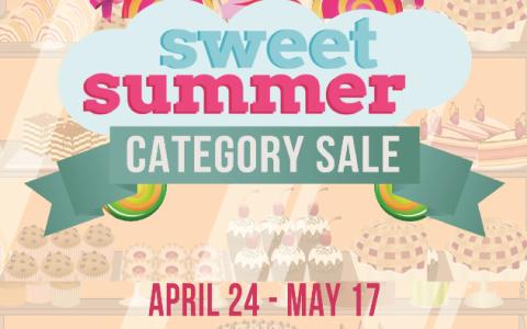 Shangri-La Plaza Mall Sweet Category Sale April - May 2015