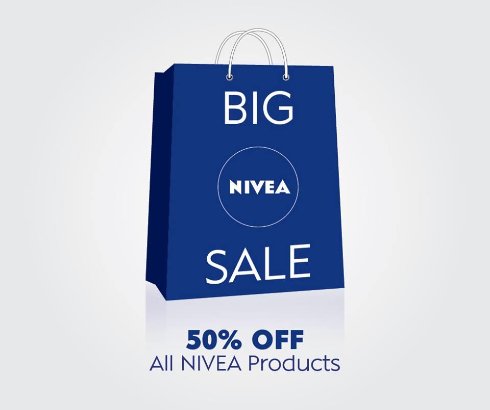 Big Nivea Sale May 2015