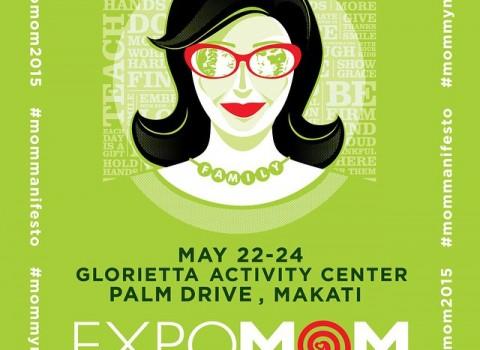 Expomom 2015 @ Glorietta 2 Activity Center May 2015