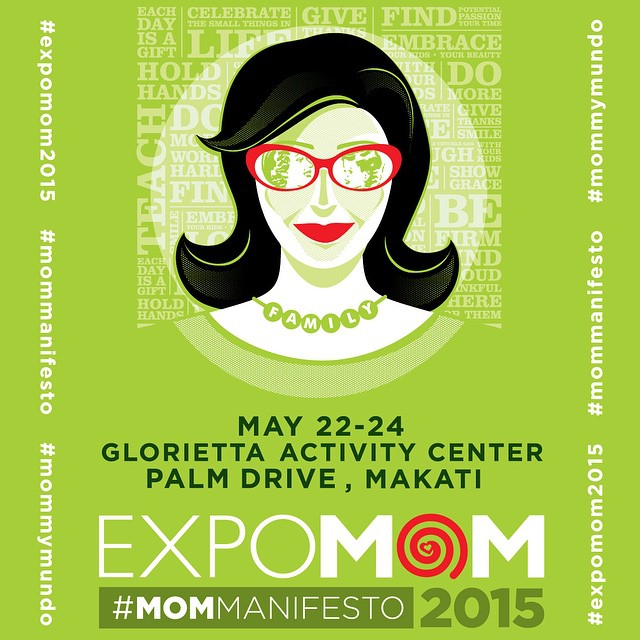 Expomom 2015 @ Glorietta 2 Activity Center May 2015