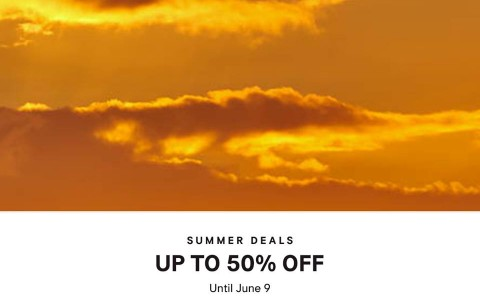 H&M Summer Deals May - June 2015