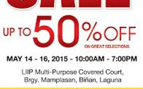 LIIP Big Tech Sale May 2015