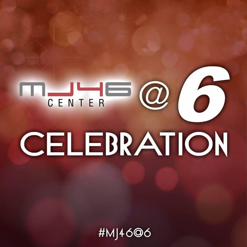 MJ46 Center Anniversary Sale May 2015