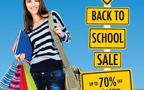 Robinsons Malls Back To School Sale May 2015