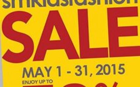 SM Kids Fashion Sale May 2015