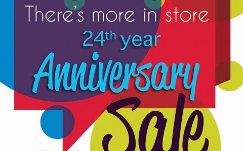 Sta. Lucia Mall Anniversary Sale May 2015