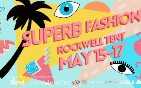 Superb Fashion Fair @ Rockwell Tent May 2015