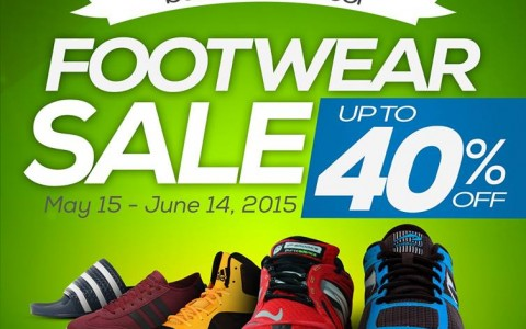 Toby's Sports Back To School Footwear Sale May - June 2015