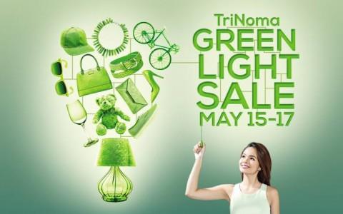 Trinoma Green Light Sale May 2015