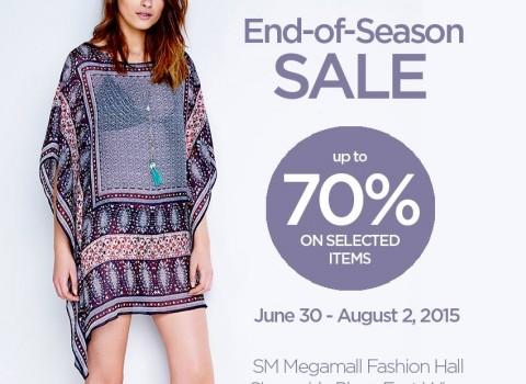 Camaïeu Philippines Sale 2015 POster