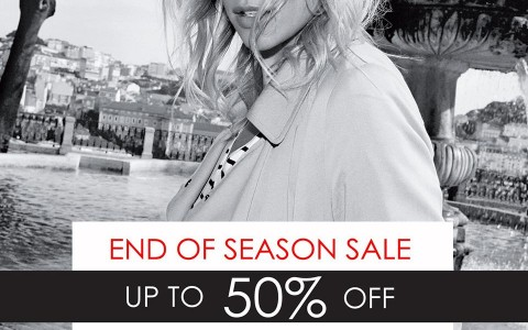 Promod End of Season Sale June - July 2015
