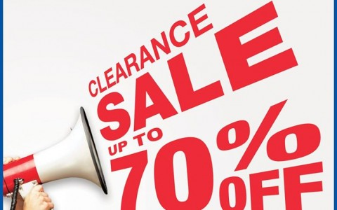 Shopwise Clearance Sale June 2015