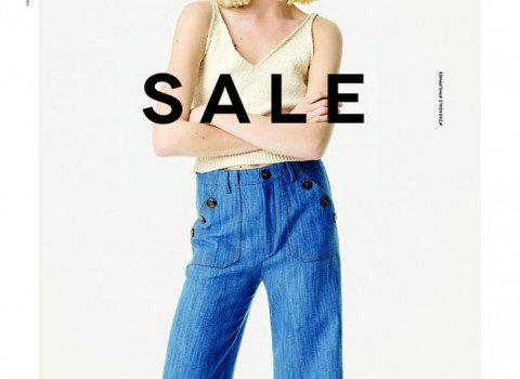Zara End of Season Sale June - July 2015