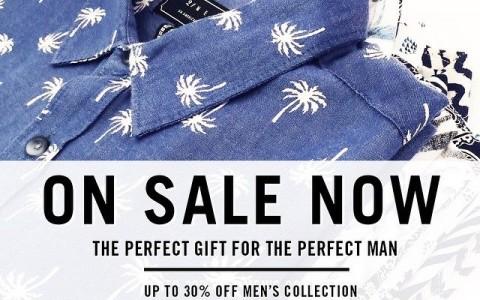 forever 21 men sale june 2015 poster