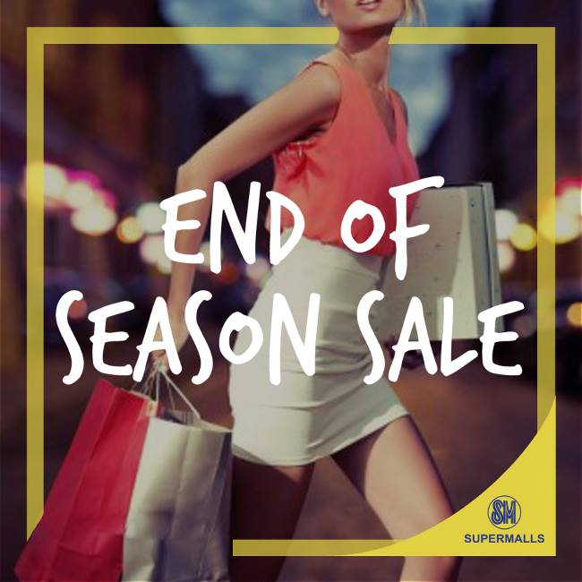 sm malls end of season sale june-july 2015 poster2