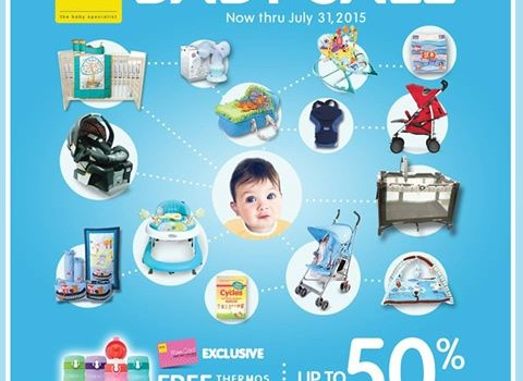 Baby Company Baby Sale July 2015