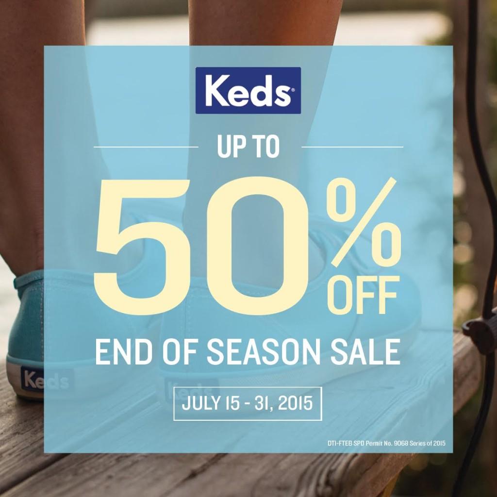Keds-Sale