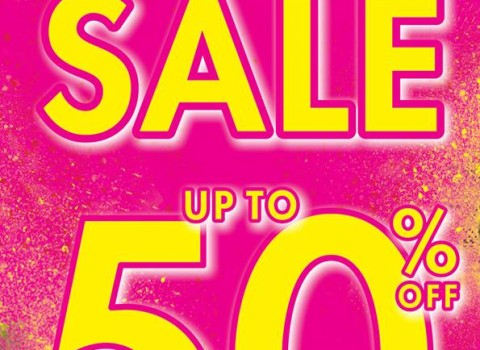 La Senza Semi Annual Clearance Sale July 2015