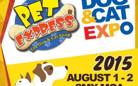 Pet Express Dog & Cat Expo August 2015