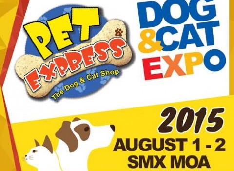 Pet Express Dog & Cat Expo August 2015