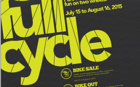 R.O.X. Bike Sale July - August 2015
