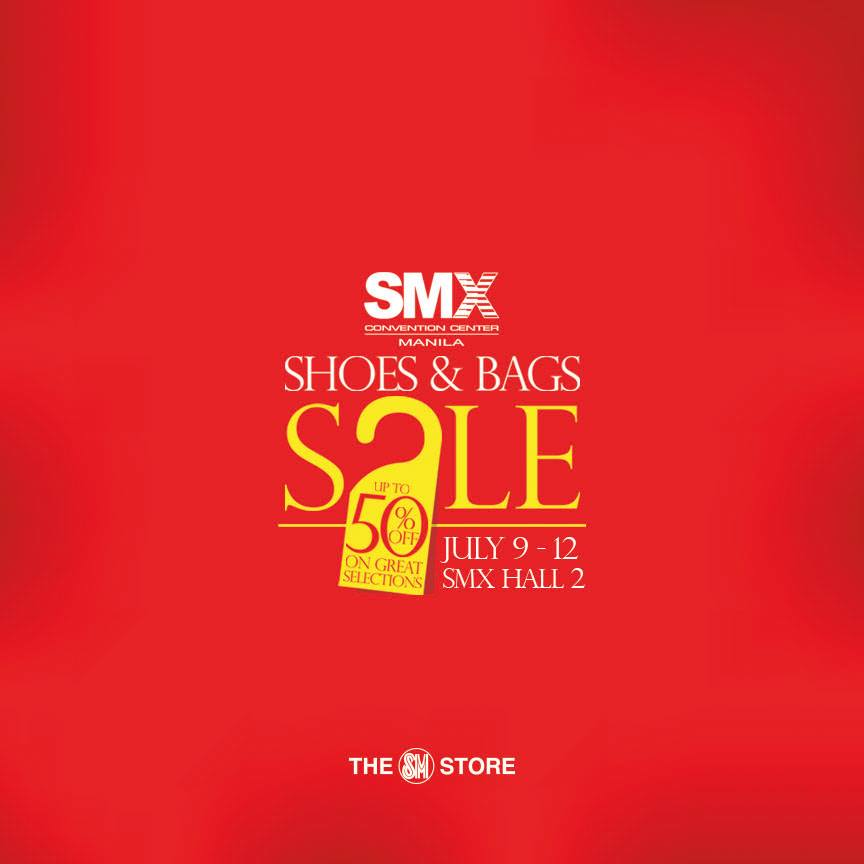 Shoes & Bags Sale @ SMX Convention Center July 2015