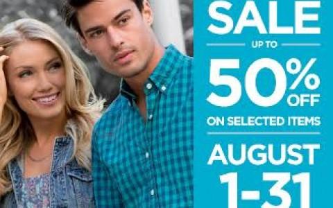 Skechers Sale August 2015