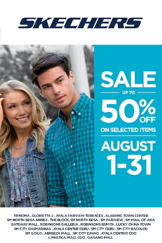 Skechers Sale August 2015