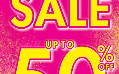 la-senza-semi-annual-sale july-aug 2015-poster