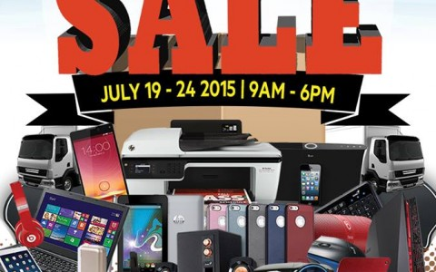 msi-ecs moving out sale july 2015 poster