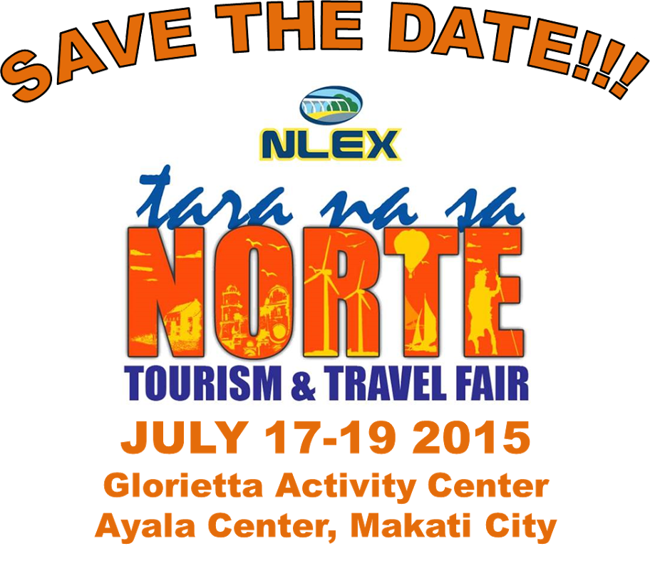 tara na sa norte travel fair july 2015 glorietta poster