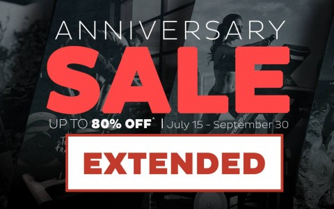 Chris Sports Anniversary Sale September 2015
