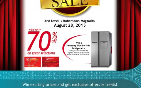 True Value Robinsons Magnolia Private Sale