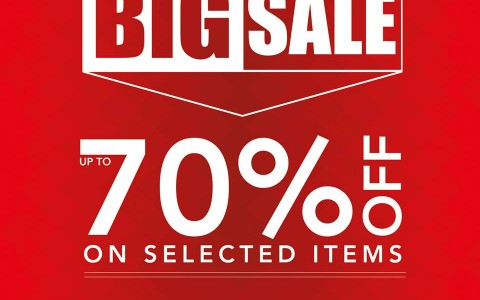 Giordano Pre-Christmas Sale September 2015