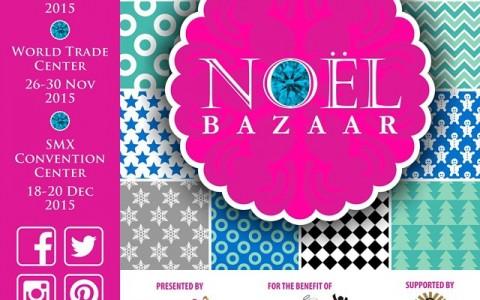 Noel-Bazaar-Schedule-2015-poster