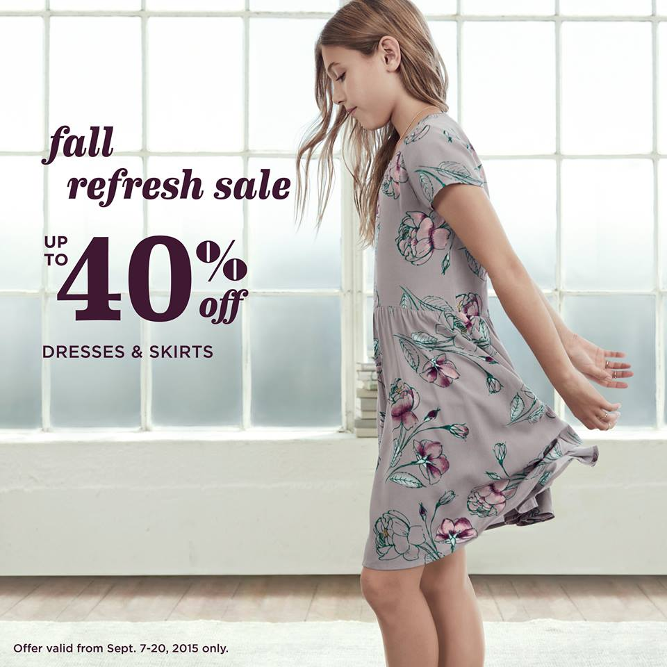 Old Navy Dresses & Skirts Sale September 2015