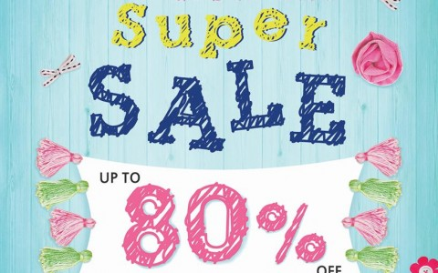Pois Belly & Kids Pre-Holiday Super Sale September 2015