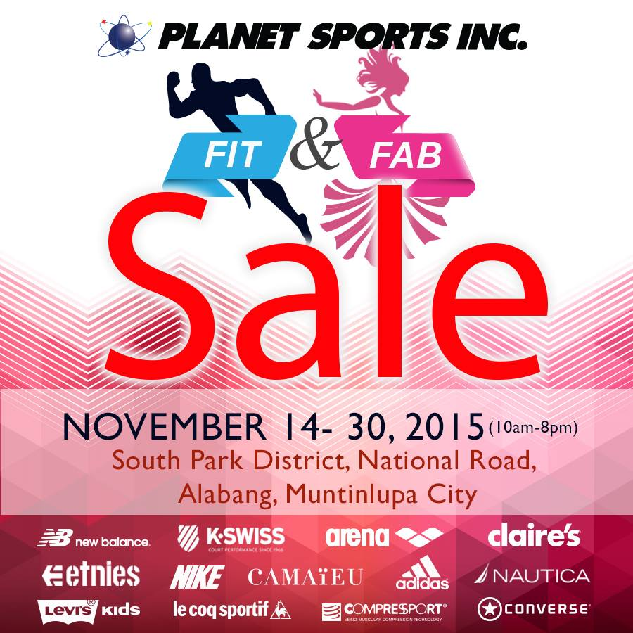 d01df33f2ae0f Planet Sports Fit   Fab Sale   South Park District